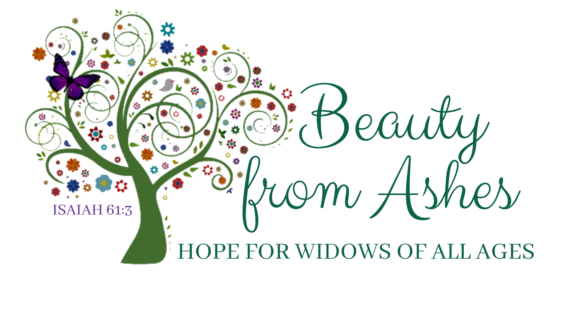 Beauty from Ashes Logo